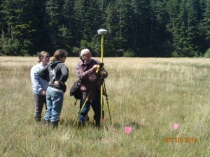 Forestry/GIS-Survey Intern bio-monitoring vegetation plots and mapping survey information on GIS.